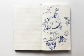 瞧瞧国外游戏开发公司的14名开发者画的一幅画 画风真可爱