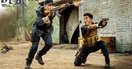 2017年硬汉系列电影《战狼2》票房突破10亿大关 打破华语影坛多项纪录