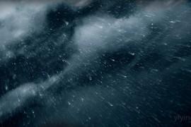 刚才下起了短时雷阵强降雨