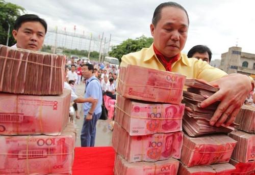钞票,现金,发财,发工资