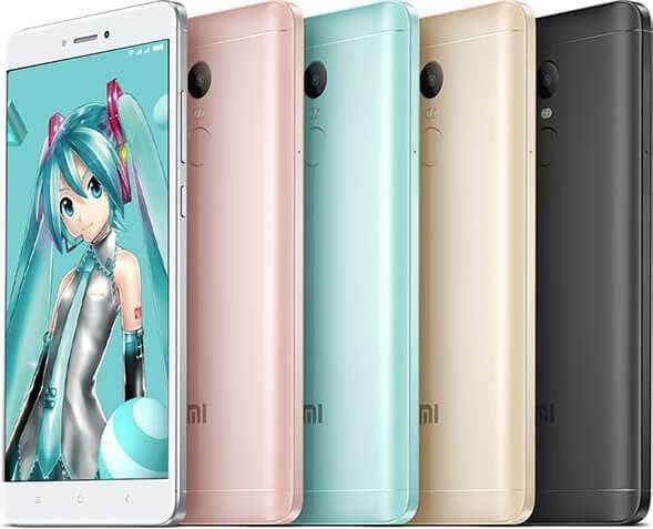 雷军的红米Note 4X发布 初音未来限量版售价1299元 真良心!