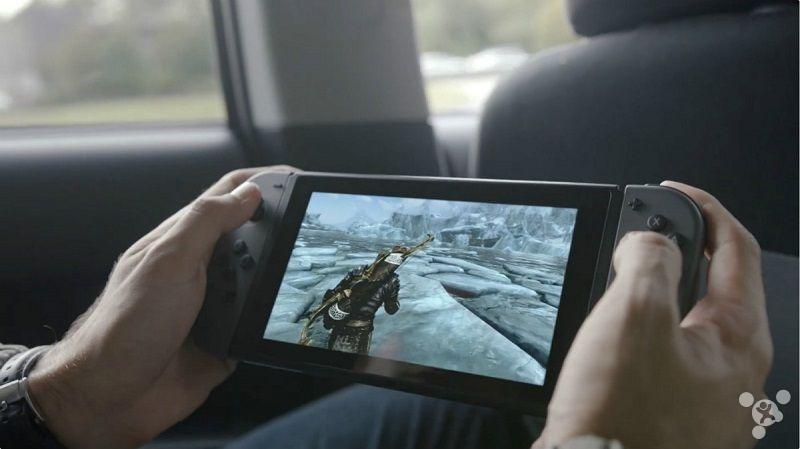 任天堂Switch销量已达150万台 游戏塞尔达传说荒野之息有功