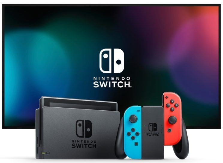 任天堂switch掌机,任天堂游戏机,switch