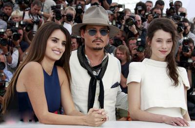 电影《加勒比海盗5》国内看官福利来袭 杰克船长激情回归
