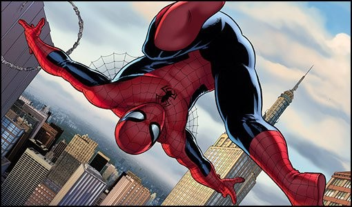 《蜘蛛侠:英雄归来》开场片段内容泄露 超漂亮新战衣让人期待