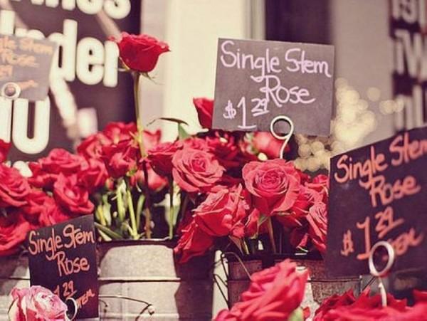 花店,卖花