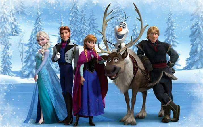 迪士尼多部电影定档在2019年 《冰雪奇缘2》2019年11月上映