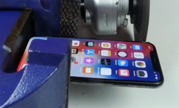 苹果iphone x去刘海