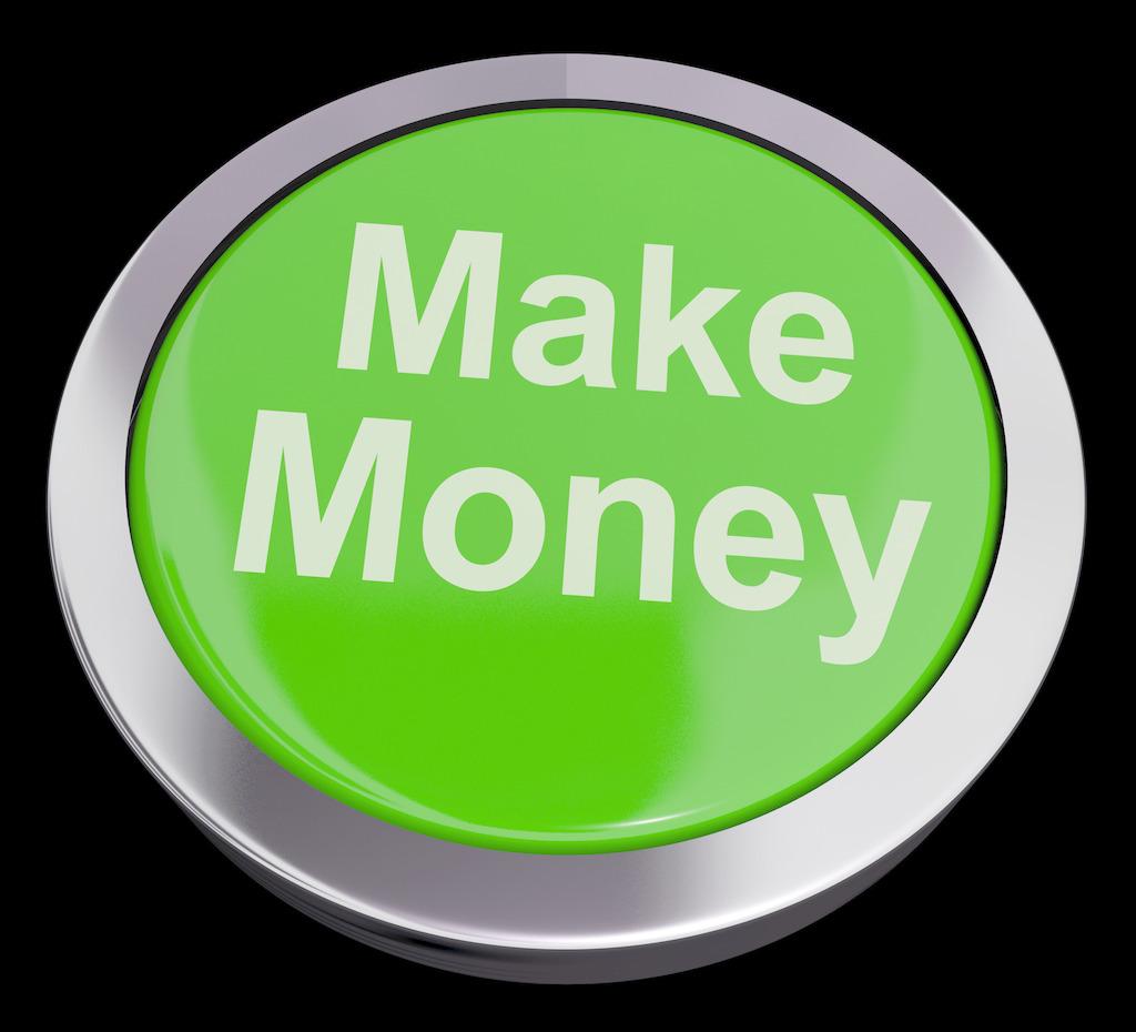 赚钱,make money