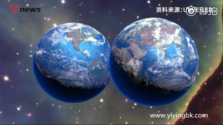 平行世界与平行宇宙,这是平行地球