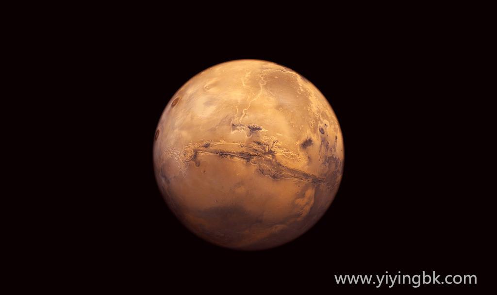 火星蓝光超清晰图