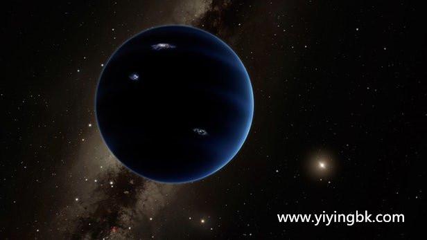 太阳系第九行星
