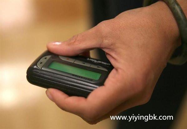 日本Tokyo Telemessage公司生产的BP寻呼机