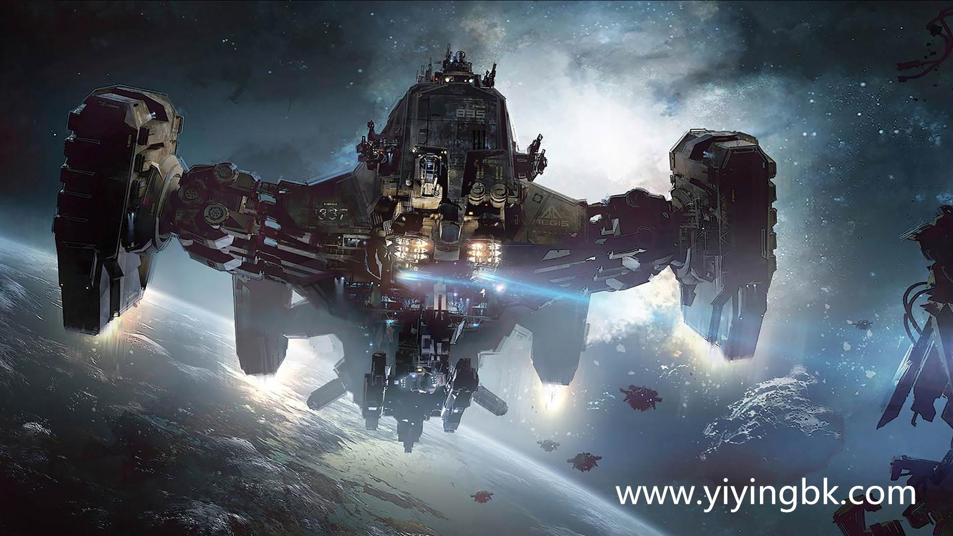 宇宙星际飞船
