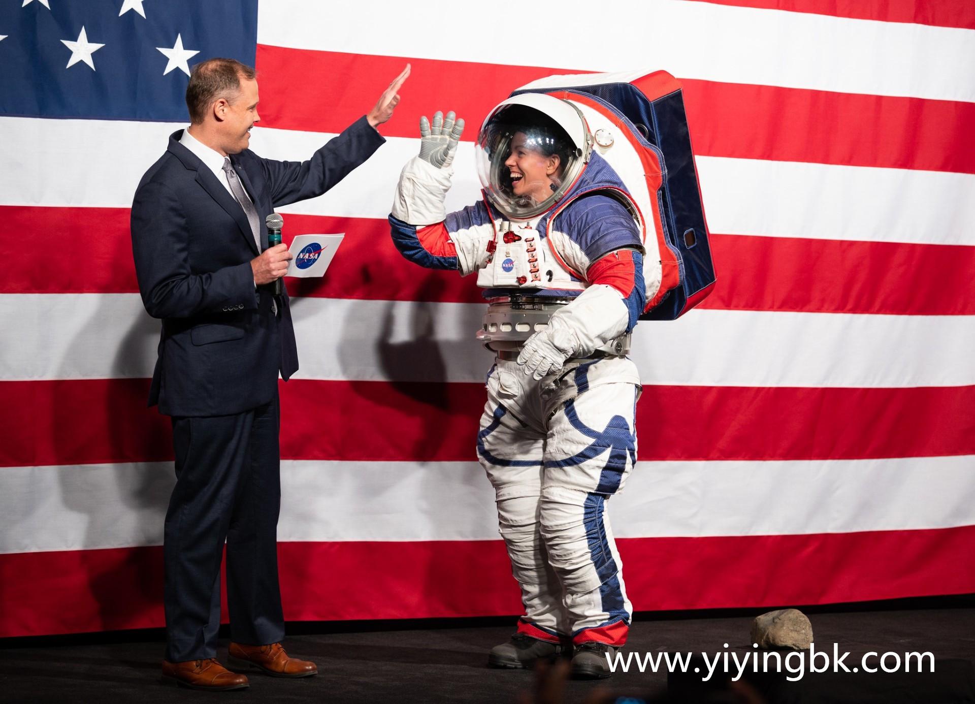 NASA宇宙探索公司:公布下一代宇航服造型,准备用于重返月球计划!