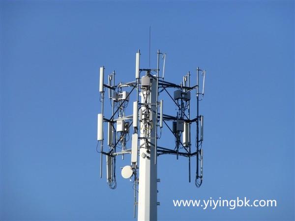 中国5G信号网络基站