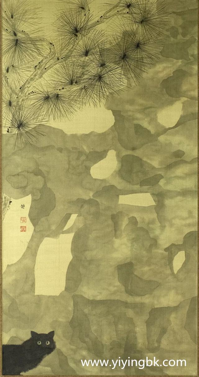 贵州女画家顾静的画