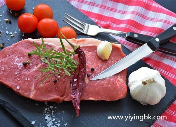 一块新鲜的肉