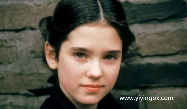 年轻时候的詹妮弗康纳利