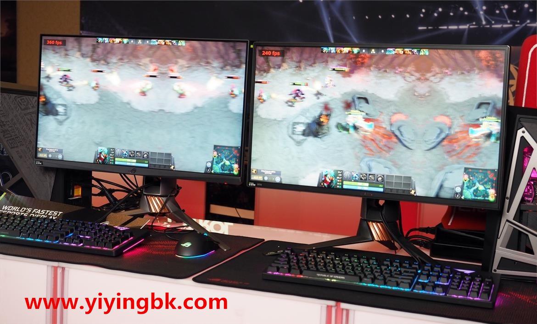 华硕ROG发布360Hz电竞显示器,这是史上最快的游戏屏幕!