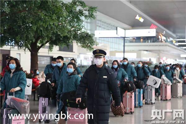 """援助武汉抗击新型冠状病毒的医疗队""""为何都是137人""""?解密来了!"""