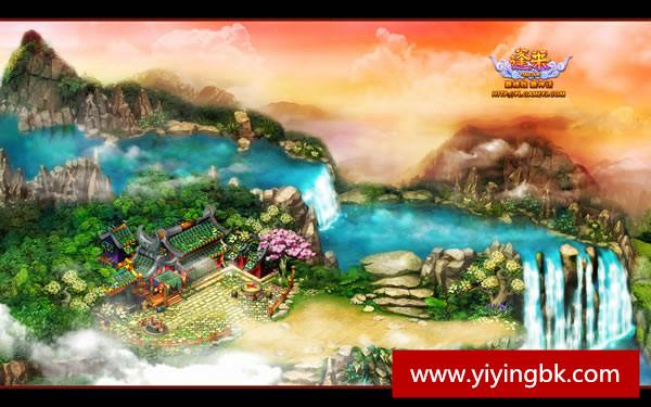 游戏原画,www.yiyingbk.com