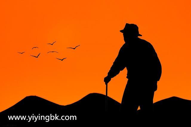 人终要变老的,谁都有老了的那一天。www.yiyingbk.com